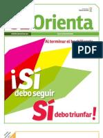 SE Orienta 2011 - Educación Superior