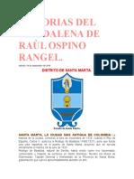 HISTORIAS DEL MAGDALENA DE RAÙL OSPINO RANGEL