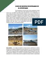 CARACTERIZACION TIPO DE EQUIPOS