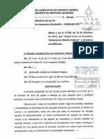 Projeto autoriza instituições religiosas a emitir documentação para seleção de conselheiros tutelares