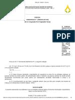 Emenda ao projeto que autoriza instituições religiosas emitam documentos para eleição no Conselho Tutelar