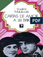 Cartas de Amor a Lili Brik ( )