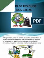 MANEJO DE RESIDUOS SOLIDOS GTC 24