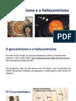 O SISTEMA HELIOCÊNTRICO e GEOCÊNTRICO_Final STC7B