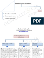 CLASIFICACION OBLIGACIONES PAULINA GONZALEZ