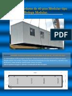 EETT_Container SCL_1x40' Bodega Modular Revestida_2020