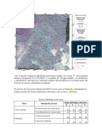 El número de Curva del método del NRCS en la cuenca