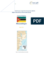 RECP_Higher_Education_Country_Mapping_Mozambique_May2015