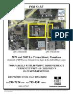 2670 La Tierra Street, Pasadena | SOLD