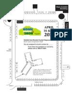Fairground Map Spring 2011
