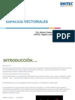 TEMA 3. ESPACIOS VECTORIALES