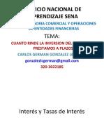 1. INTERES SIMPLE Y COMPUESTO- DIAPOSITIVAS