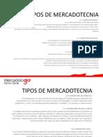 TIPOS DE MERCADOTECNIA