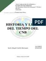 Historia del CNB Karla
