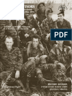 Marine Advisors With the Vietnamese Provencial Reconnaissance Units 1966-1970