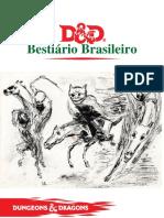 DnD 5e HB - Bestiário Brasileiro - Beta - Rafael