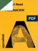 Arte y Alienación Herbert Read.pdf
