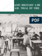 Marines and Military Law in Vietnam Trial by Fire