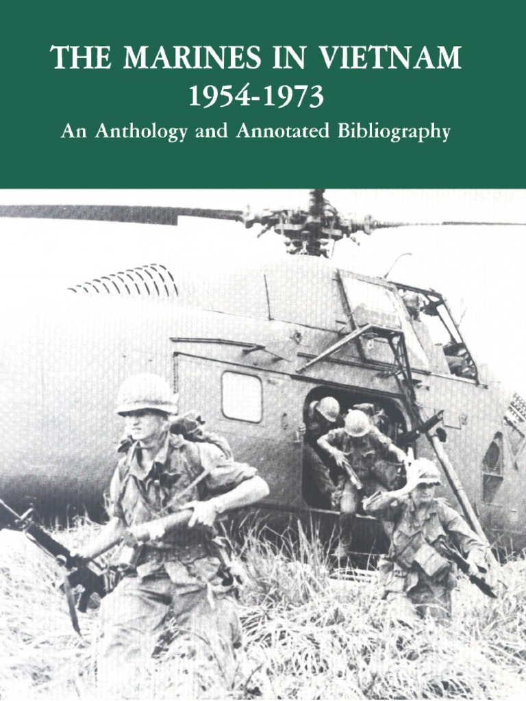 51d4c1d40eb The Marines in Vietnam 1954-1973 an Anthology and Annotated Bibliography