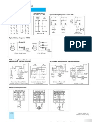 TYPICAL WIRING DIAGRAMS SIE on
