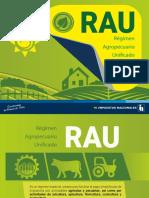 REGIMEN AGROPECUARIO I