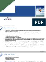 Siebel EAI Web Services