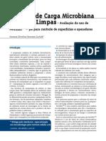 Controle de Carga Microbiana em Salas Limpas