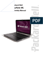 EasyNote ML Disassembly Manual