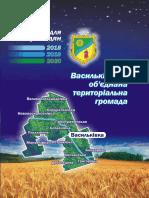 Бюджет для громадян 2018-2020 Васильківська ОТГ