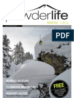 Powderlife Magazine Issue no. 32