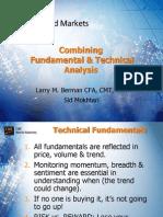 Berman and Mokhtari - Combining fFundamental and Technical Analysis