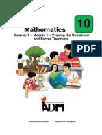 Math10-Q1_Module-11-Remainder-and-Factor-Theorem-Josefa-Pugong