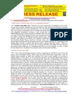 20201028-Press Release Mr G. H. Schorel-Hlavka O.W.B. Issue -5-Eyes Monumental Disaster