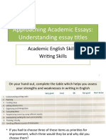 Approaching Essays_Essay Questions.pptx