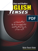 The Easy and Perfect Tenses by Mazhar Hussain Hashmi