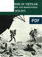 U.S. Marines in Vietnam Vietmanization and Redeployment 1970-1971