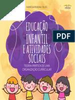 Educação infantil e atividades sociais - teoria e práticade uma organização curricular.pdf