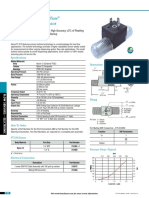 Low Flow Turbine Sensor
