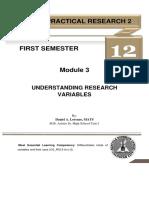 Practical Research 2 Module 3