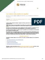 重要的西语单词pdf(1)