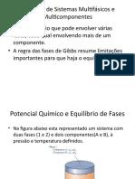 Equilíbrio de Sistemas Multifásicos e Multicomponentes.pptx