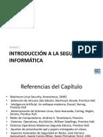 Seguridad Informática Clase 1
