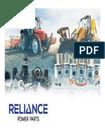 RELIANCE POWERPARTS