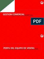 Clase 2 - Perfil del equipo de ventas - Gestión Comercial UPC