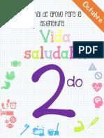 OCTUBRE 2° VIDA SALUDABLE