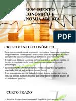 CRESCIMENTO ECONÔMICO E ECONOMIA ABERTA