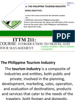 ITTM-PPT-Week 4 The Philippine Tourism.odp