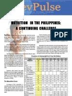 DevPulse-Malnutrition