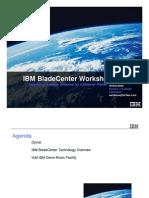 IBM Bladecenter fo University