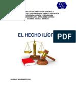 EL HECHO IL_CITO OBLIGACIONES II